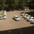 Автомобиль под такси: Skoda Solaris