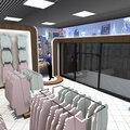 Дизайн-проект интерьера магазина