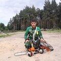 Минходжиддин Иноятов, Услуги озеленения в Городском округе Электросталь