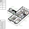 Дизайн проект интерьера квартиры или дома
