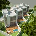Алексей Грунтенко, Строительство дома из бревна в Ростовской области