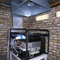 Установка газового генератора