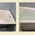 Акриловый вкладыш в ванну  с установкой