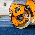 Устройство дорожного покрытия