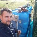Игорь Владимирович, Установка системы автоматического полива в Москве