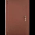Изготовление металлической двери