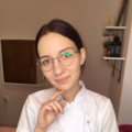 Юля Разинькова, Депиляция сахаром (шугаринг): руки в Гагаринском