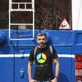 Алексей Шатуров, Зашкуривание поверхности стен под покраску в Королёве