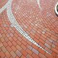 Про-тротуар, Укладка плитки в Развилковском сельском поселении