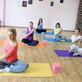 Занятие по фитнесу для беременных: в группе – 2 варианта