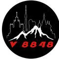 Высота 8848, Окраска лепнины в Москве