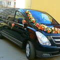 Свадебные перевозки Hyundai Starex