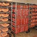 Перевозка колбасных изделий