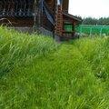 Устройство посевного газона