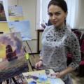 Мастер Класс живописи маслом на холсте - индивидуальный