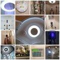 замена ламп освещения в душевых кабинах