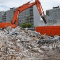 Снос зданий