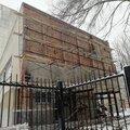 Демонтаж фасадов