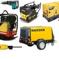 Аренда строительного инструмента и оборудования