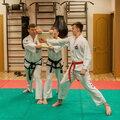 Занятия тхэквондо с тренером: в группе – 3 варианта