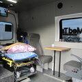 Перевозка лежачих больных и инвалидов за границу