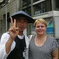 Ольга Козлова, Разговорный японский язык в Чертаново Южном