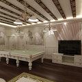 Дизайн интерьера дома в Барвихе