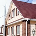 Монтаж фасада из винилового сайдинга