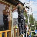 Мягкие окна-шторы ПВХ, Остекление веранд в Северном административном округе