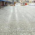 Полировка бетона для промышленного пола от 1 000 м2