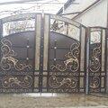 Изготовление кованых ворот и навесов