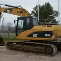Экскаваторы: Caterpillar 320DL