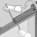 Демонтаж рольставней и секционных ворот