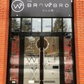 BrowBro club, Окрашивание бровей краской Советском районе