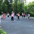 фитнес танцы MACUMBA