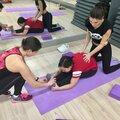 Занятие по стретчингу: в группе, разовое занятие