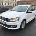 Прокат Volkswagen Polo 2018