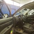 Тонировка передних стекол автомобиля