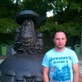Дмитрий Шимон, Установка осветительных приборов в Рязани