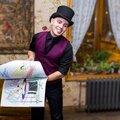 Детский фокусник Волшебник Тём, Заказ циркачей на мероприятия в Муниципальном округе № 72