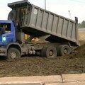 Вывоз мусора и грунта