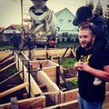 Алексей Талах, Фасадные работы в Москве и Московской области