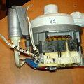 Ремонт рециркуляционного насоса посудомоечной машины