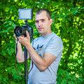 Дмитрий Василенко, Услуги оцифровки в Янтарном