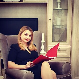 Оксана Сафронова