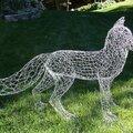 Изготовление скульптуры из металла