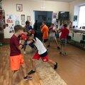 Занятие по боксу: в группе, абонемент на месяц, 12 занятий