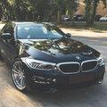 Автомобили: BMW 5 series (G30)