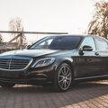 Автомобили: Mercedes-Benz S-class(W222)