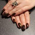 Снятие биогеля с ногтей на руках